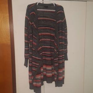Torrid duster style cardigan (size 2 fits 18/20w)